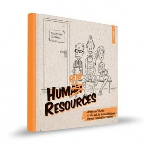 Buchcover Humour Resources