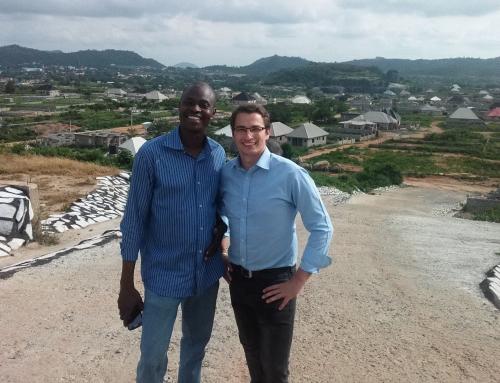 Einmal um die Welt – Leben und Arbeiten in Lagos