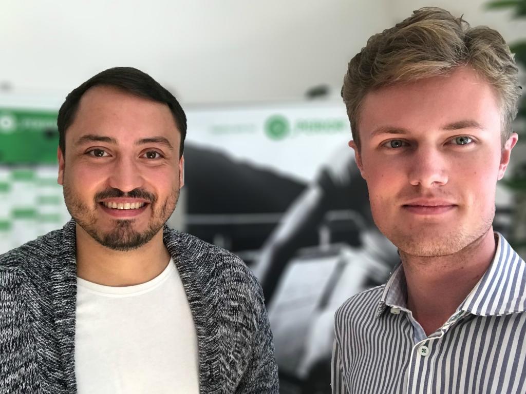 Andreas Kapeller & Lars Pelzer