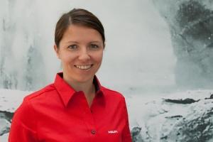 Stefanie Buttinger Hilti