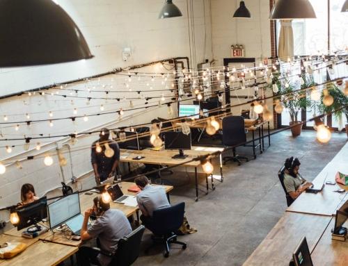 Wo man gerne arbeitet, arbeitet man gut – Wohlfühlen im Büro