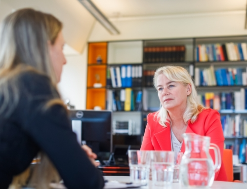Die WU 2035 – Interview mit WU-Rektorin Edeltraud Hanappi-Egger