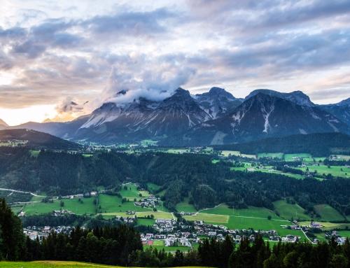 Über Stock und Dachstein – Arbeiten in der Steiermark