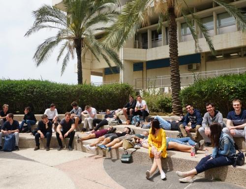 Einmal um die Welt – Leben und Arbeiten in Israel