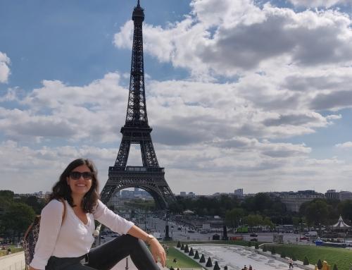 Einmal um die Welt – Leben uns Arbeiten in Frankreich