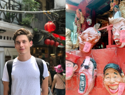 Einmal um die Welt – Leben und Arbeiten in Taiwan