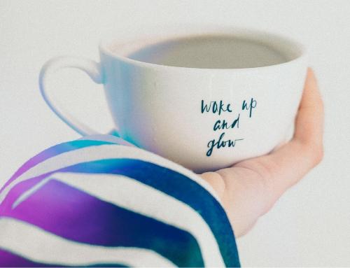 Praktikumstag – Wake up and Glow!