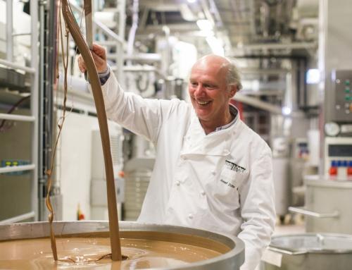 Josef und die Schokoladenfabrik
